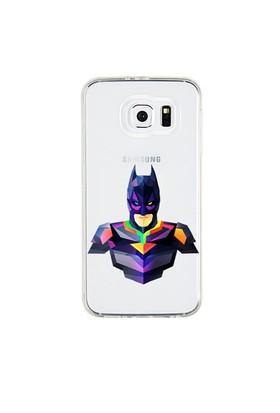 Remeto Samsung Galaxy Note 3 Neo Transparan Silikon Resimli Batman