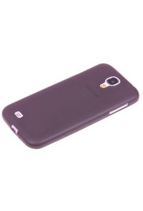 Qapak 0,2Mm İnce Kapak Samsung S4 Siyah uz244434008608