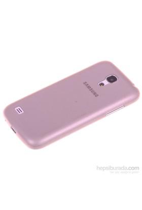 Qapak 0,2Mm İnce Kapak Samsung S4 Mini Şeffaf uz244434008611