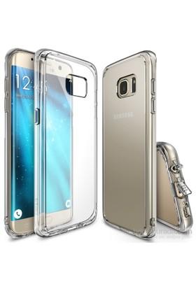 Ringke Fusion Galaxy S7 Edge Kılıf Clear - Extra Darbe Emici