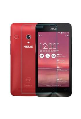 Teleplus Asus Zenfone 4 Cam Ekran Koruyucu Cam Ekran Koruyucu Film