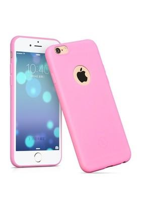 Hoco Apple İphone 6/6S Juice 03 Mm İnce Silikon Kılıf Pembe