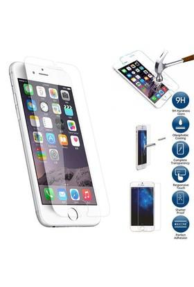 Markaawm Apple iPhone 6 Ekran Koruyucu Temperli Glass Cam