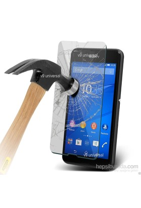 Markaawm Sony Xperia E4 Temperli Cam