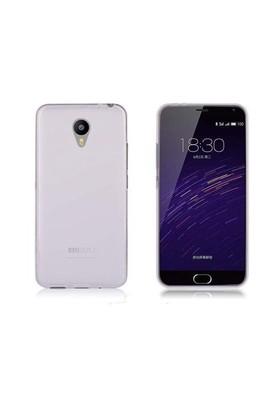 Teleplus Meizu M2 Note Silikon Kılıf Şeffaf