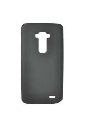 Teleplus Lg G Flex Rubber Kılıf Kapak Siyah