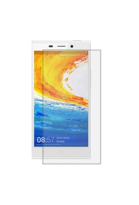 Microsonic General Mobile Discovery Elite Ultra Şeffaf Ekran Koruyucu