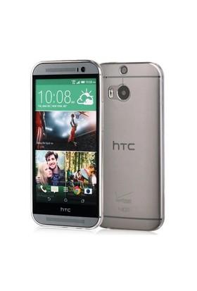 Microsonic HTC One M8 Clear Soft Şeffaf Kılıf - CS130-CLR-HTC-ONE-M8