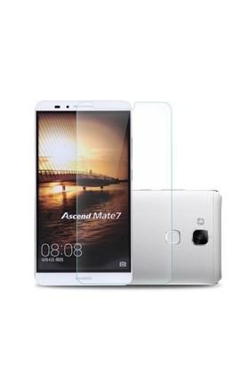 Teleplus Huawei Ascend Mate 7 Tempelri Cam Ekran Koruyucu Cam Ekran Koruyucu