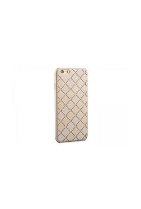 """Addison Ip-661 Gold İphone 6 4.7"""" Desenli Koruma Kılıfı"""