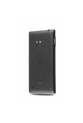 Teleplus Nokia Lumia 720 Arka Pil Kapağı Siyah