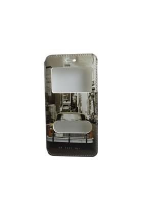 Teleplus Casper Via V5 Çift Pencereli Kılıf Taksi
