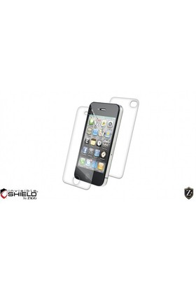 Zagg Invisible Shield iPhone 4 / 4s Full Body