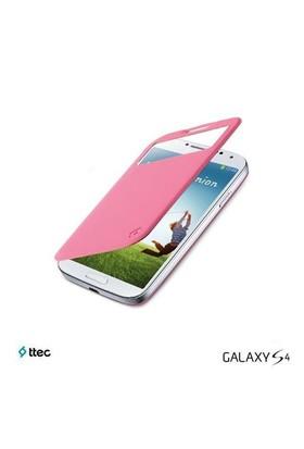 Ttec Flip Case Smart Samsung Galaxy S4 Pembe