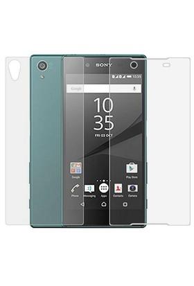 Sonmodashop Sony Xperia Z5 Premium Ön Arka Temperli Cam Ekran