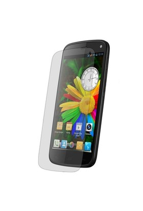 Microsonic General Mobile Discovery Ultra Şeffaf Ekran Koruyucu Film