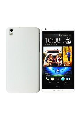 Microsonic HTC Desire 816 Premium Slim Kılıf Beyaz - CS110-DSR-816-BYZ