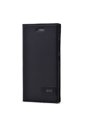 Teleplus Lenovo S90 Flip Cover Siyah