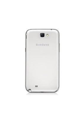 Teleplus Samsung Galaxy Note 2 Arka Kapak Beyaz