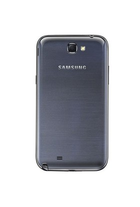 Teleplus Samsung Galaxy Note 2 Arka Kapak Siyah