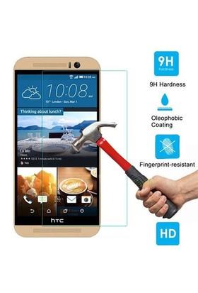 Markaawm Htc One M8 Ekran Koruyucu Temperli Glass Cam
