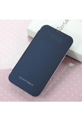 Markaawm Samsung Galaxy Note 2 Kılıf Flip Cover
