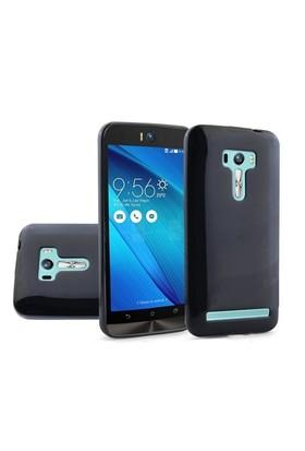 Teleplus Asus Zenfone 2 Laser 6 İnç Ze601kl Silikon Kılıf Siyah