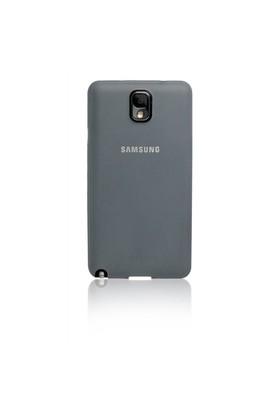 Spada Air Samsung Galaxy Note 3 Gri 0.3 Mm Tpu Ultra İnce Kılıf