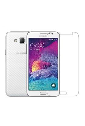 Teleplus Samsung Galaxy Grand Max Şeffaf Cam Ekran Koruyucu