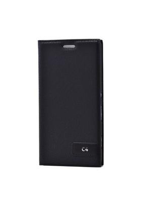 Teleplus Sony Xperia C4 Flip Cover Kılıf Siyah