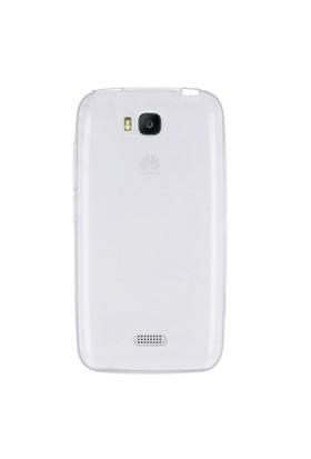 Gpack Huawei Y5c Kılıf 0.2Mm Şeffaf Silikon