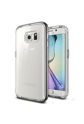 Spigen Samsung Galaxy S6 Kılıf Neo Hybrid CC Gun Metal - 11509