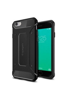 Spigen Apple iPhone 6S Plus Kılıf Spigen Rugged Armor - 11643