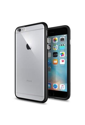 Spigen Apple 6s Plus/6 Plus Kılıf Ultra Hybrid Black - 11646