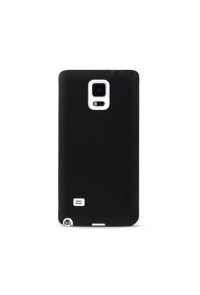 Spada Samsung Galaxy Note 4 Air Tpu Ultra İnce Kılıf (Siyah)