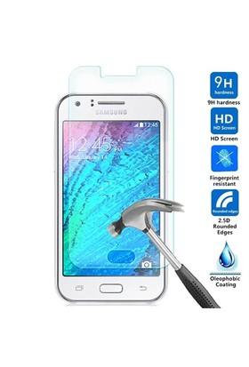 Case 4U Samsung Galaxy J1 Cam Ekran Koruyucu