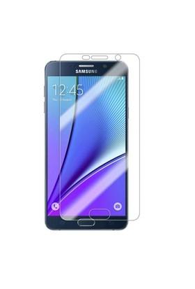 Case 4U Samsung Galaxy Note 5 Ultra Şeffaf Ekran Koruyucu