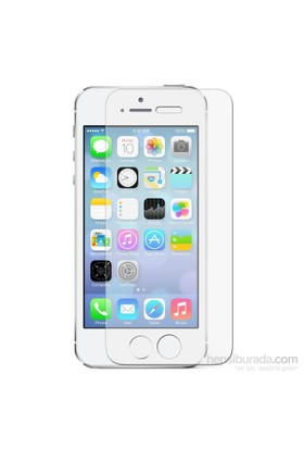 Cayka Apple iPhone Glassnextg İphone 5/5S Ön Cam + Arka Tpu Ekran Koruyucu