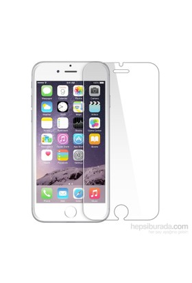 Cayka Apple iPhone 6/6S Glassnextg Body Rose Gold Cam Ekran Koruyucu