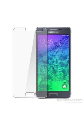 Cayka Samsung Galaxy Alpha Cam Ekran Koruyucu Glassnextg