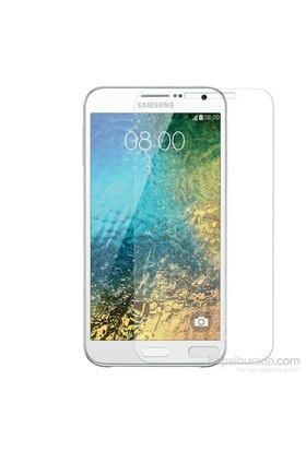Cayka Samsung Galaxy E7 Cam Ekran Koruyucu Glassnextg