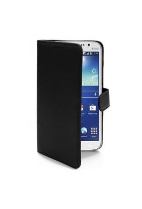 Microsonic Cüzdanlı Deri Kılıf - Samsung Galaxy Grand 2 Siyah - CS150-WLT-GLX-GRAND2-SYH