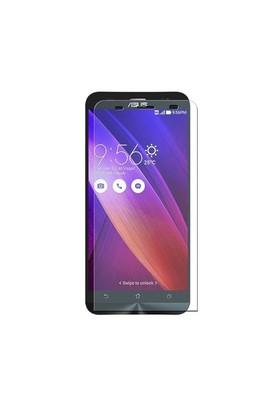 Teleplus Asus Zenfone 2 Laser Ze601kl 6 İnç Şeffaf Cam Ekran Koruyucu