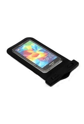 Signor Hobby Galaxy S7 Edge Su Geçirmez Telefon Kılıfı 5 Renk Su Altı Video Fotoğraf Siyah