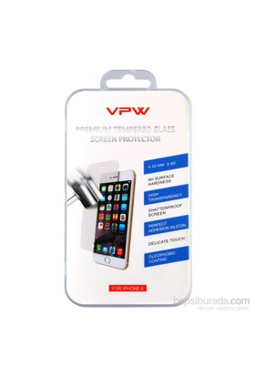 VPW Apple iPhone 6 4.7 inch Comıng Tempered Glass Ekran Koruyucu