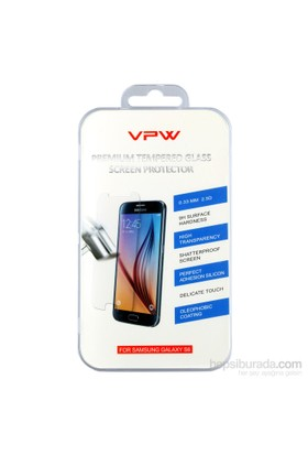 VPW Samsung Galaxy S6 Tempered Glass Ekran Koruyucu