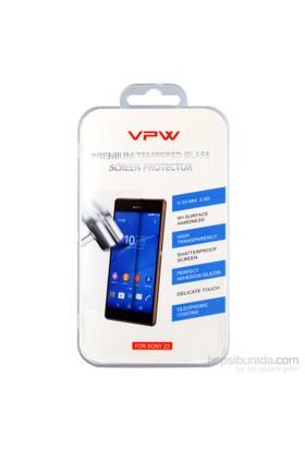 VPW Sony Xperıa Z3 Tempered Glass Ekran Koruyucu