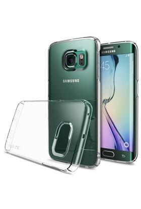 Rearth Samsung Galaxy S6 Edge Crystal Ringke Slim Kılıf