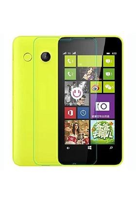 Teleplus Nokia Lumia 630 Cam Ekran Koruyucu Cam Ekran Koruyucu Film