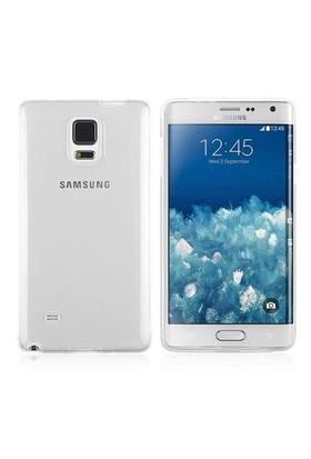 Teleplus Samsung Galaxy Note Edge Ultra İnce Silikon Kılıf Şeffaf